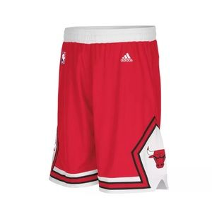Adidas NBA Chicago Bulls Swingman Shorts
